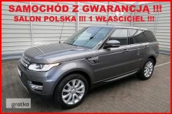 Land Rover Range Rover Sport SPORT HSE + AUTOMAT +