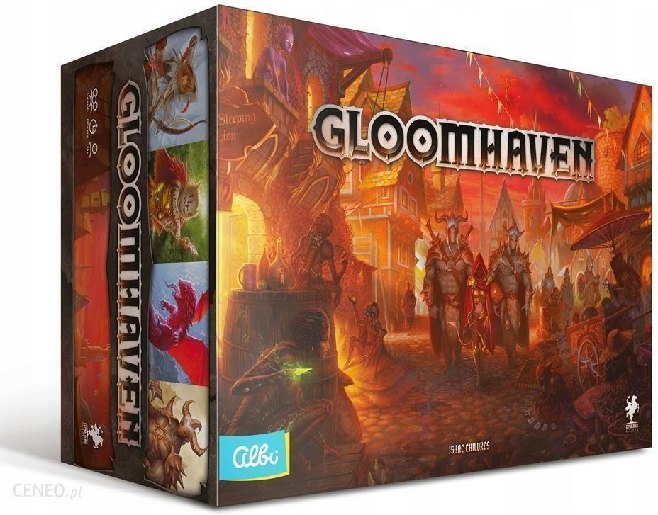 Albi Gloomhaven Edycja Polska