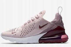 Buty damskie Nike Air Max 270 czarne różowe r. 39