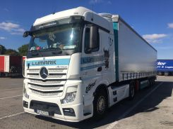 MERCEDES-BENZ ACTROS MP4 1842 2013r.