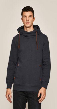 Bluza DGK Coliseum Custom Hooded Fleece Black (BLACK
