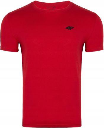 Męska koszulka Regatta RMT193 Calton Czerwony