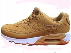 Buty sportowe Nike Air Max 90 Essential złoty R.43 Ceny i opinie Ceneo.pl