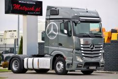 MERCEDES ACTROS 1845 / BIG SPACE / ACC / EURO 6 /