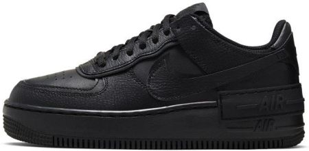 Nike Air Force 1 Shadow – Czarne buty sportowe