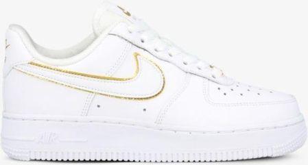 Buty damskie Nike Air Force 1'07 Essential Niebieski Ceny i opinie Ceneo.pl