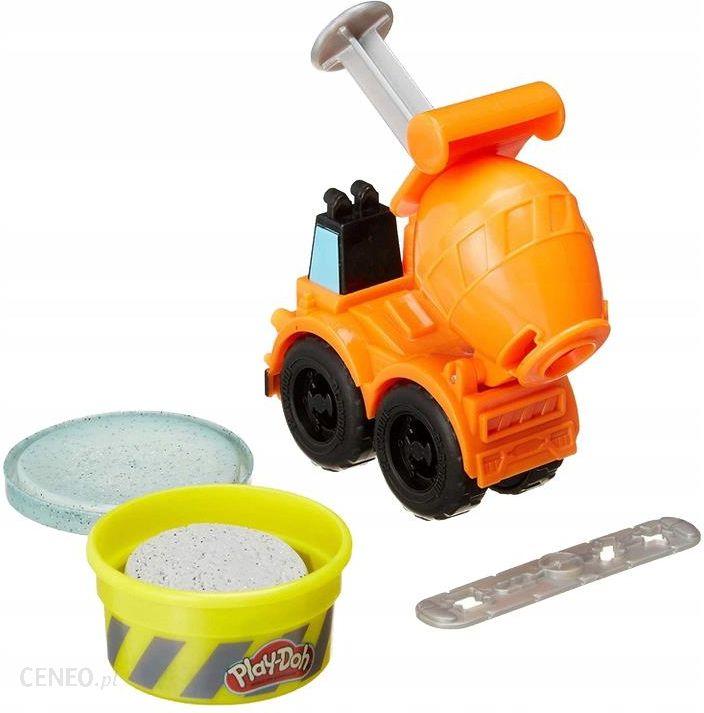 Hasbro Play Doh Wheels Betoniarka Z Ciastolina E4705 Ceny I Opinie Ceneo Pl