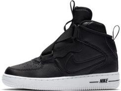 Nike Buty dla dużych dzieci Nike Air Force 1 Highness Czerń Ceny i opinie Ceneo.pl