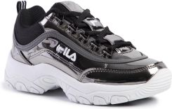 Sneakersy FILA Strada M Low Wmn 1010767.04X Gun Metal Ceny i opinie Ceneo.pl
