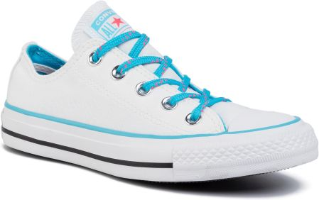 Sneakersy CONVERSE Ctas Ox 560648C WhiteAlmost Black