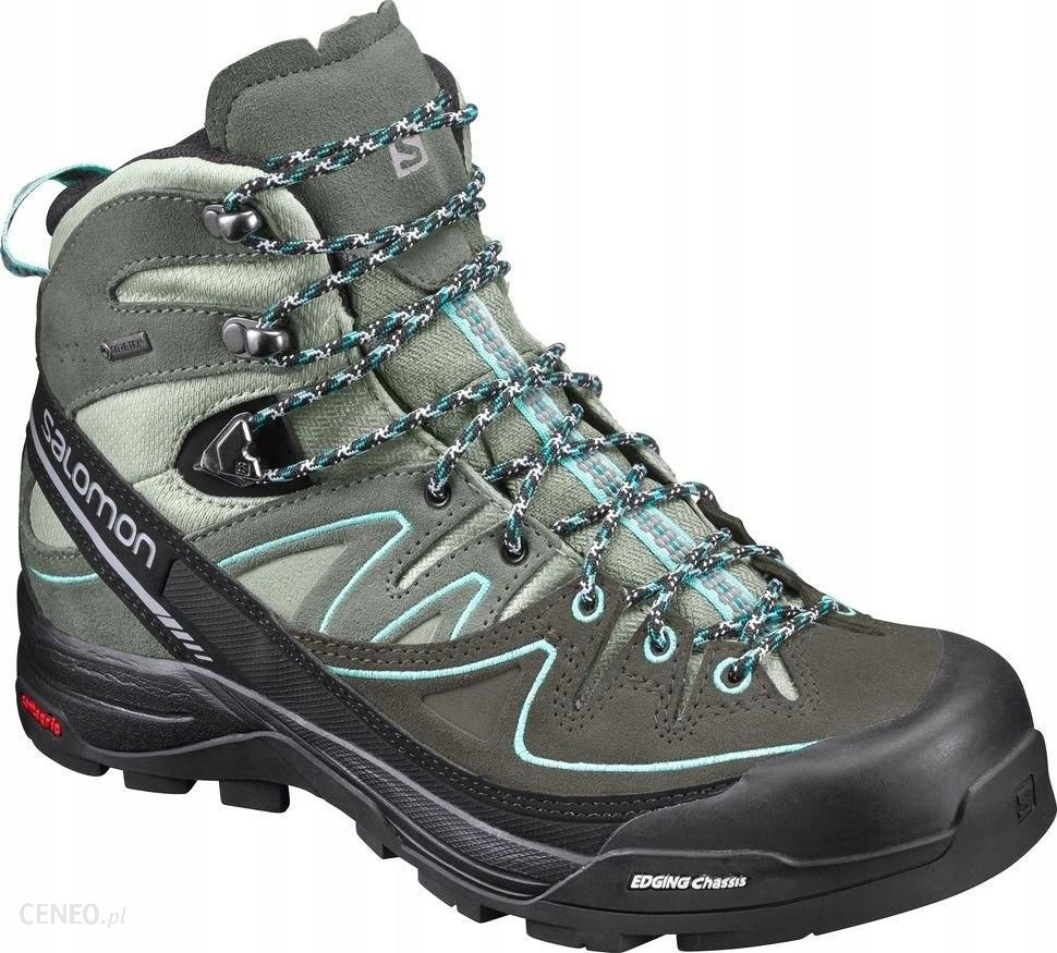 Salomon X Alp Mid Leather GTX Mountaineering boots