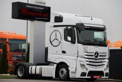 MERCEDES ACTROS 1845/BIG SPACE/LOW DECK/EURO 6 ACC