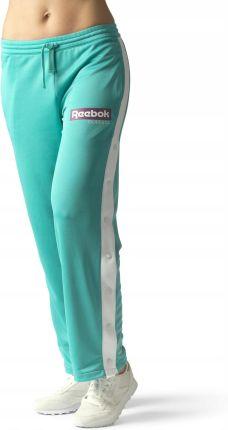 Spodnie dresowe LEGGINSY Reebok W CF8593 r.XS