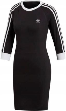 Sukienka damska ADIDAS STRIPES DRESS 34