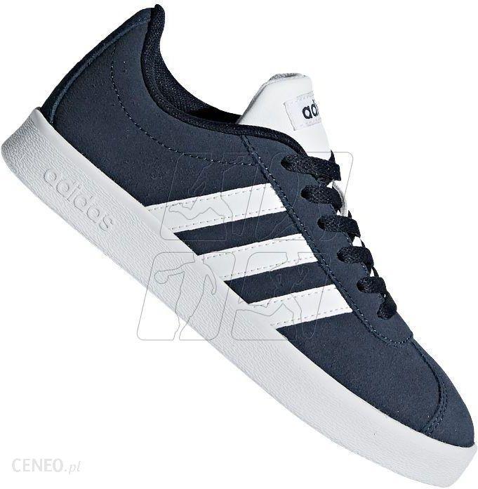Buty adidas Vl Court 2.0 Jr DB1828 Ceny i opinie Ceneo.pl