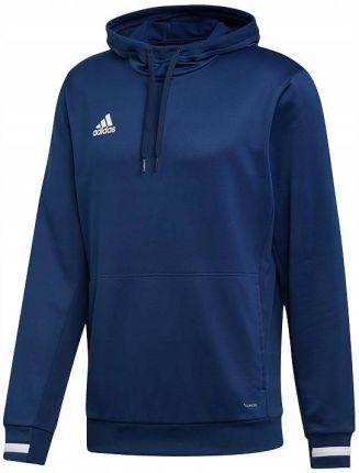 Adidas bluza sportowa niebieska Odzież Damska MJ niebieski
