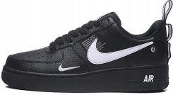 Nike Air Force AF1 Damskie czarny AJ7747 001 R.40 Ceny i opinie Ceneo.pl