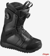Salomon Damskie X Access R60 W Black White Purple L39948100