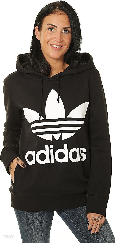 bluza adidas Originals Trefoil Hoodie Black 40