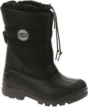Dzięcięce buty zimowe śniegowce 4F JOBMW002 # 33 Ceny i