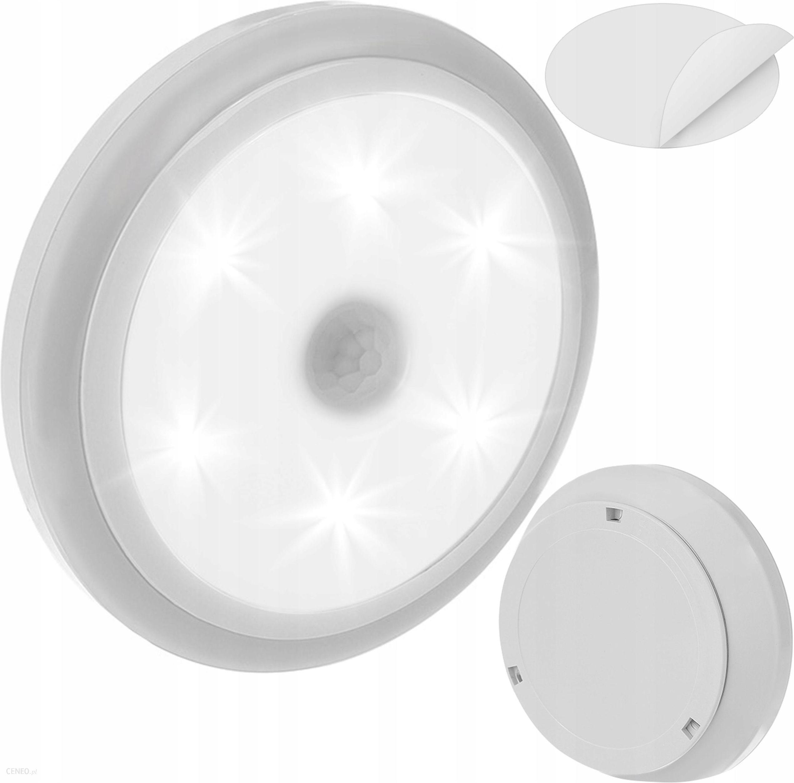 Lampka Led Z Czujnikiem Ruchu Pir Lampa Na Baterie Opinie I Atrakcyjne Ceny Na Ceneo Pl