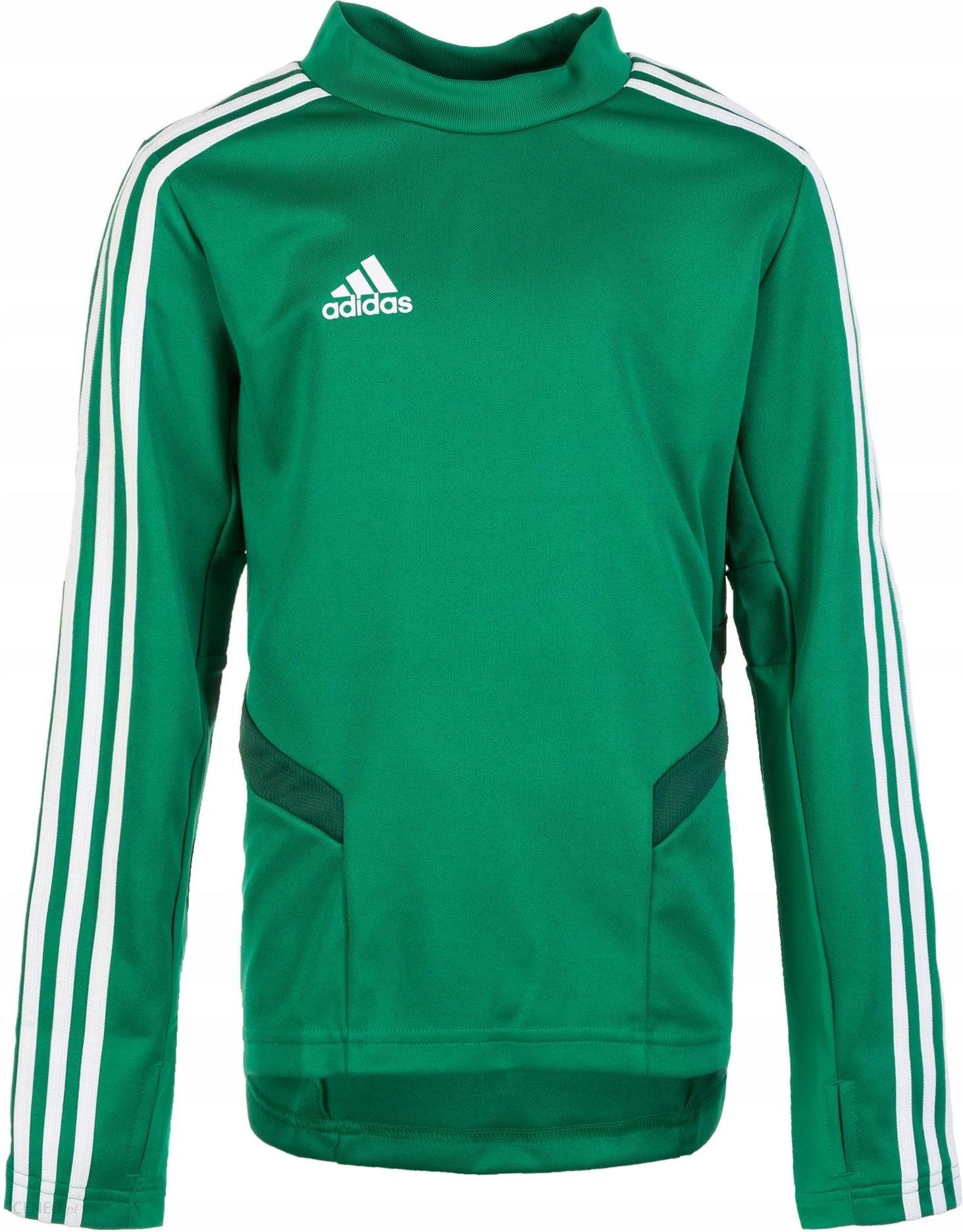 Bluza dla dzieci adidas Tiro 19 Training Jacket JUNIOR zielona DW4797
