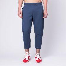 Szare dresy ADIDAS męskie spodnie dresowe AJ7448