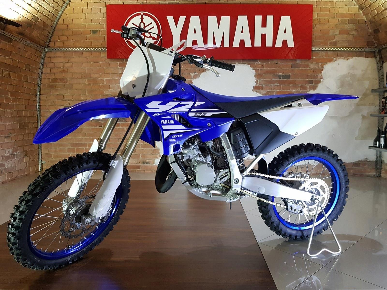 Yamaha Yz125 Nowy Torun Opinie I Ceny Na Ceneo Pl