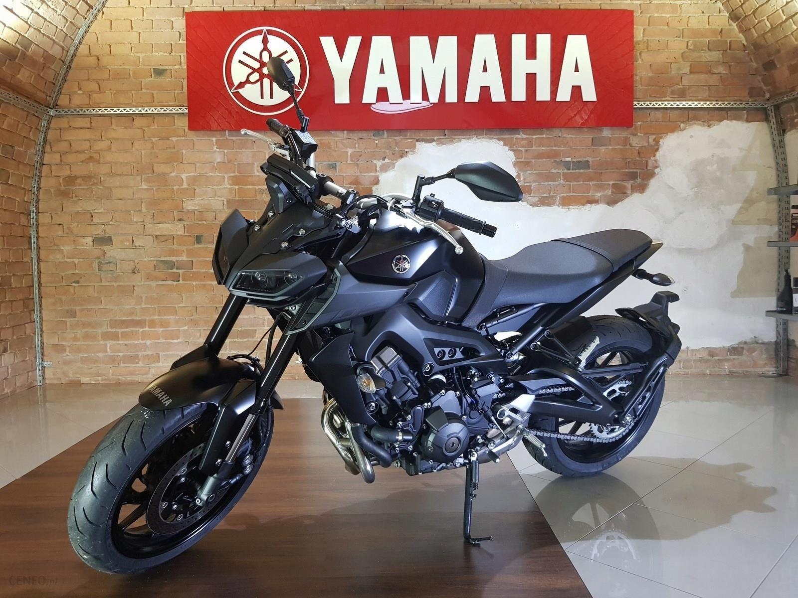Yamaha Mt 09 Tech Black Torun Opinie I Ceny Na Ceneo Pl