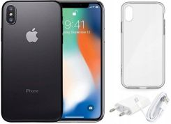 Produkt z Outletu: Smartfon Apple iPhone X Space Gray 64 GB y