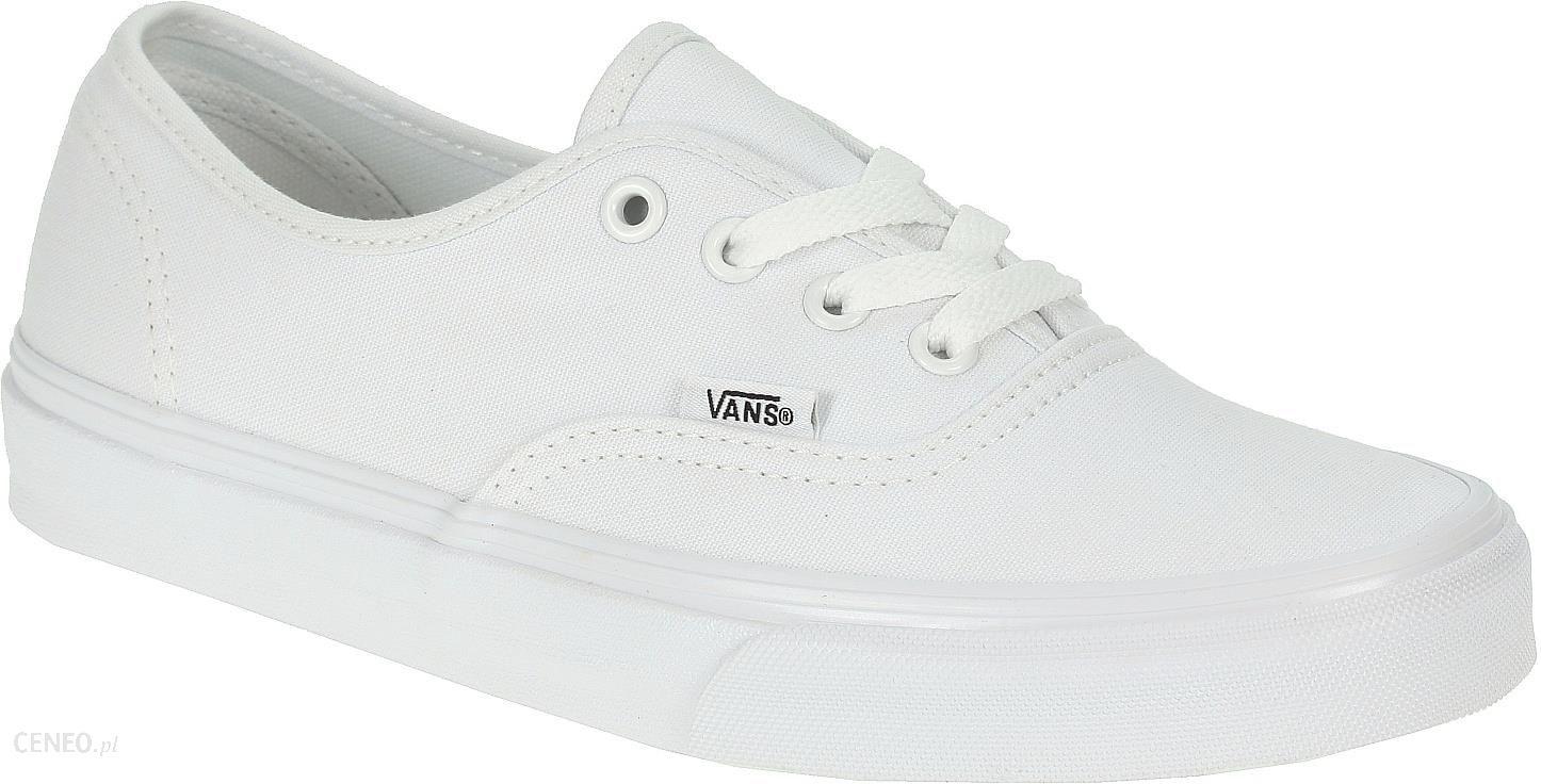buty VANS Authentic True White (W00)