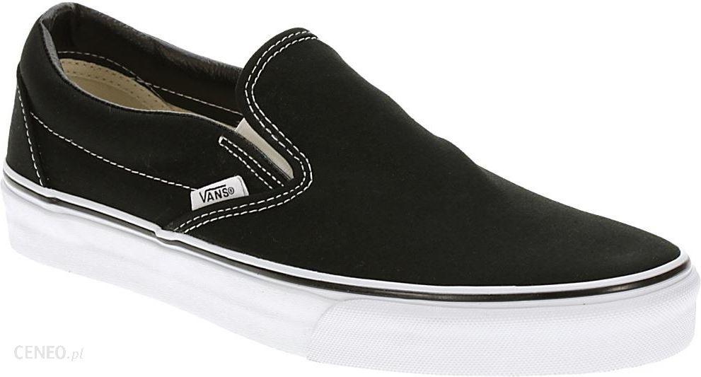buty Vans Classic Slip On Black 47