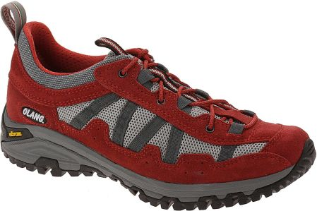 Obuwie sportowe za kostkę B3701 red czerwone | Obuwie