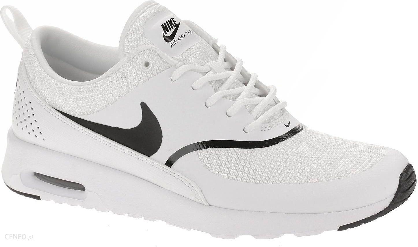 Nike Sportswear AIR MAX THEA Sneakersy niskie whiteblack