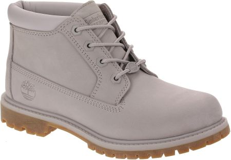 Botki TIMBERLAND Euro Hiker Leather A1GND Steeple Grey