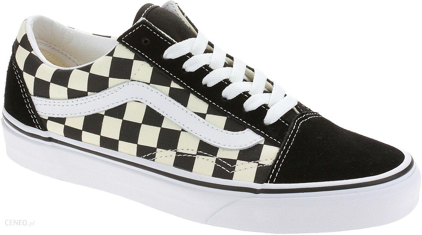 buty Vans Old Skool Primary CheckBlackWhite 39