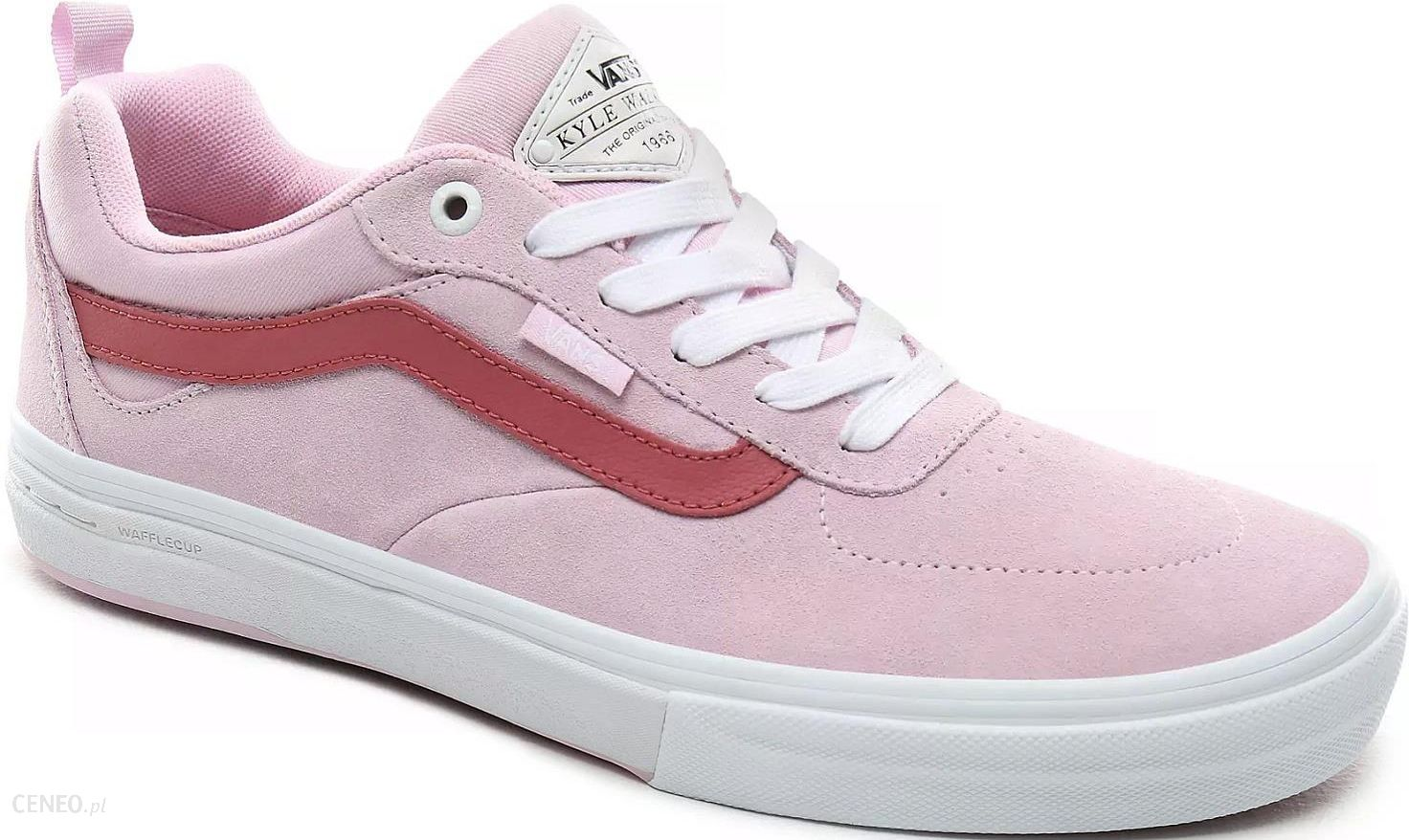 buty Vans Kyle Walker Pro Lilac SnowMineral Red 40