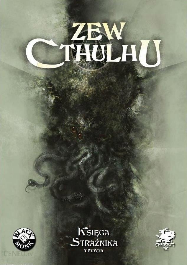 Juodojo vienuolio kvietimas Cthulhu: Globėjo knyga