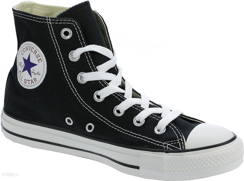 Buty Converse Chuck Taylor All Star HiM9160C Black 45 Ceny i opinie Ceneo.pl