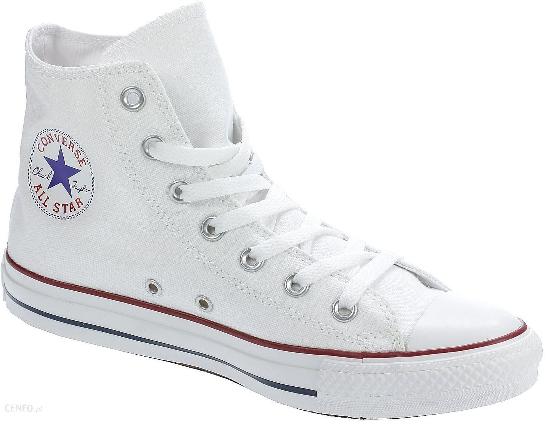 buty Converse Chuck Taylor All Star Hi M7650C Optical White 41.5