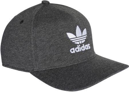 Czapka Z Daszkiem Adidas DU0196 Czarna Bawełniana Ceny i