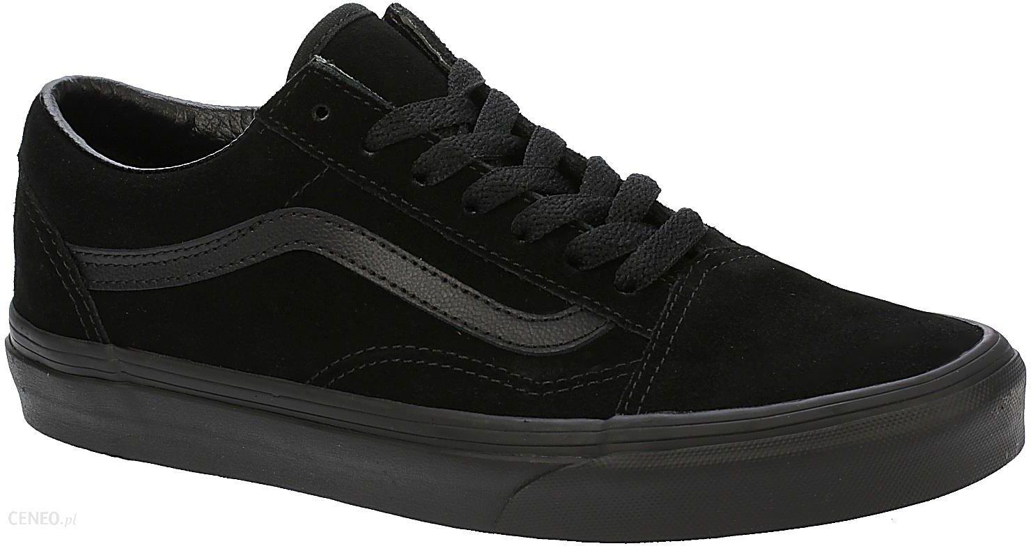 Buty Vans Old Skool - Suede/Black/Black