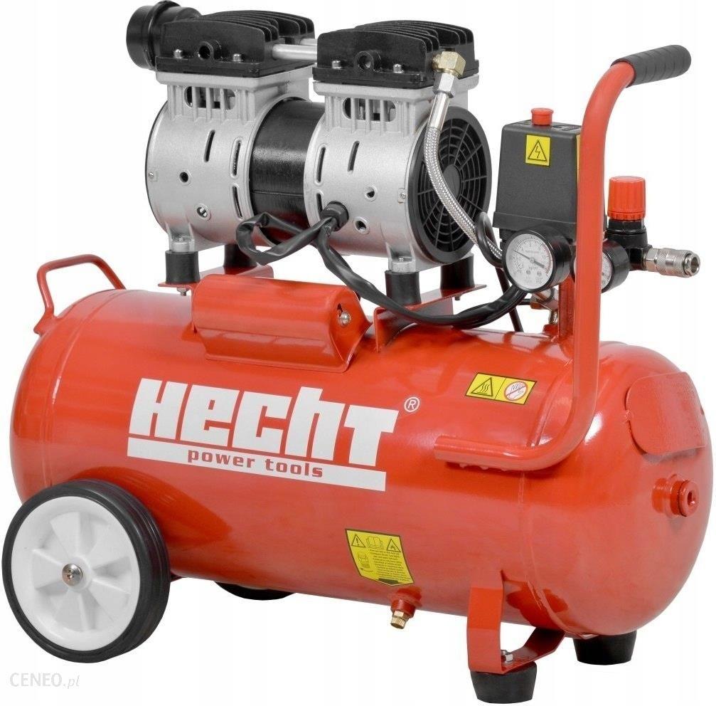 Hecht 2080 Sprężarka Tłokowa Kompresor Tłokowy Bezolejowy 24L (Hecht2080)