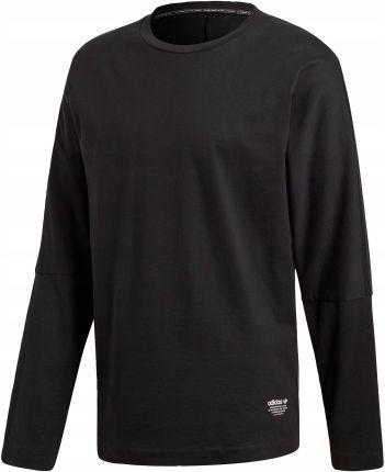 Koszulka męska adidas squadra 17 jersey long sleeve czarna
