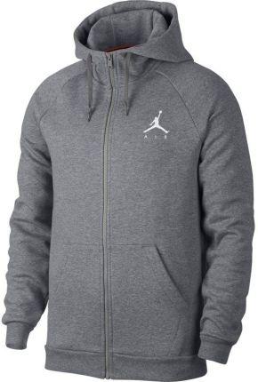 bluza męska sportswear nsw hood po jersey club nike szara