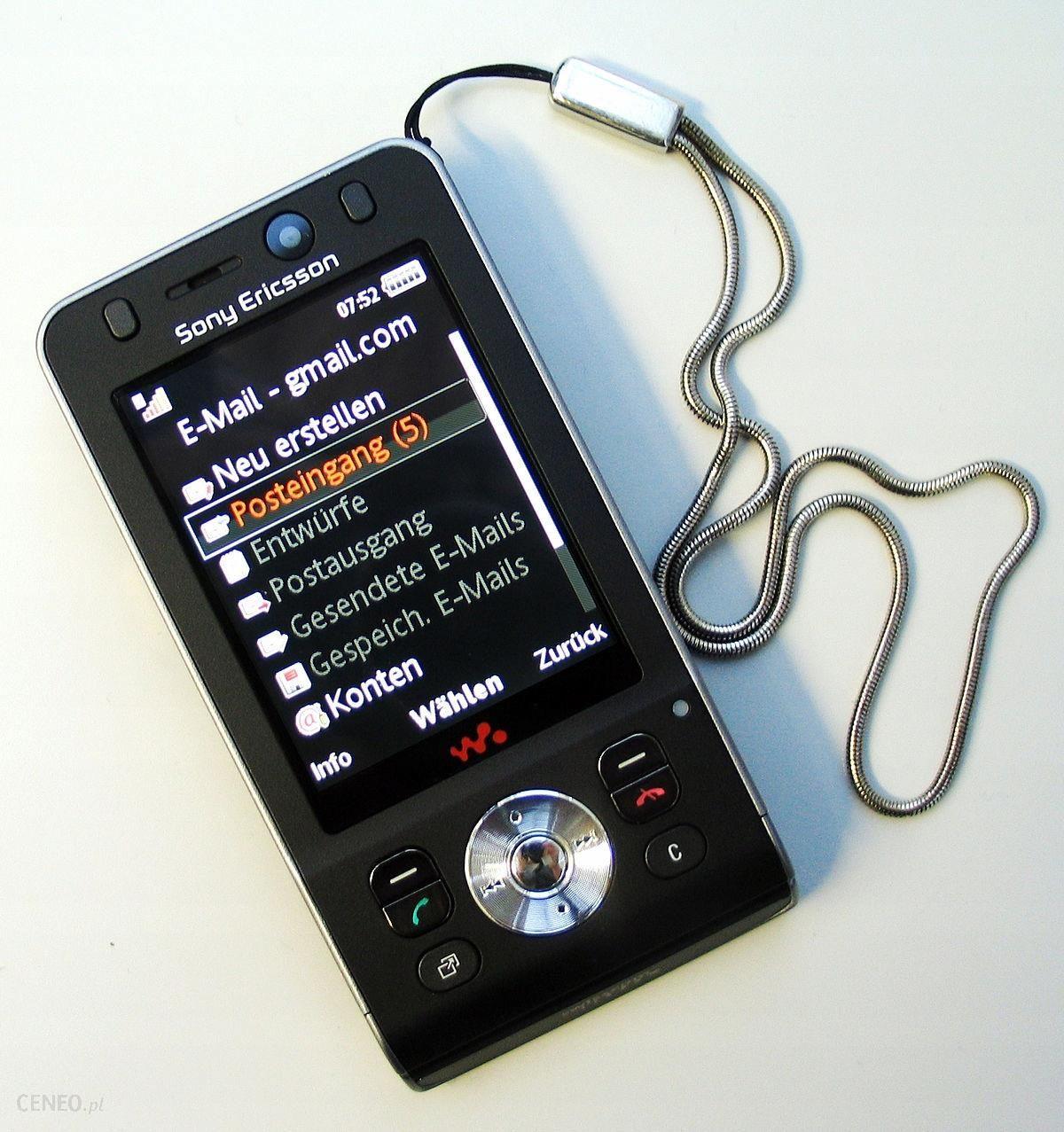Telefon Sony Ericsson W910i Walkman 6783409963 Oficjalne Archiwum Allegro