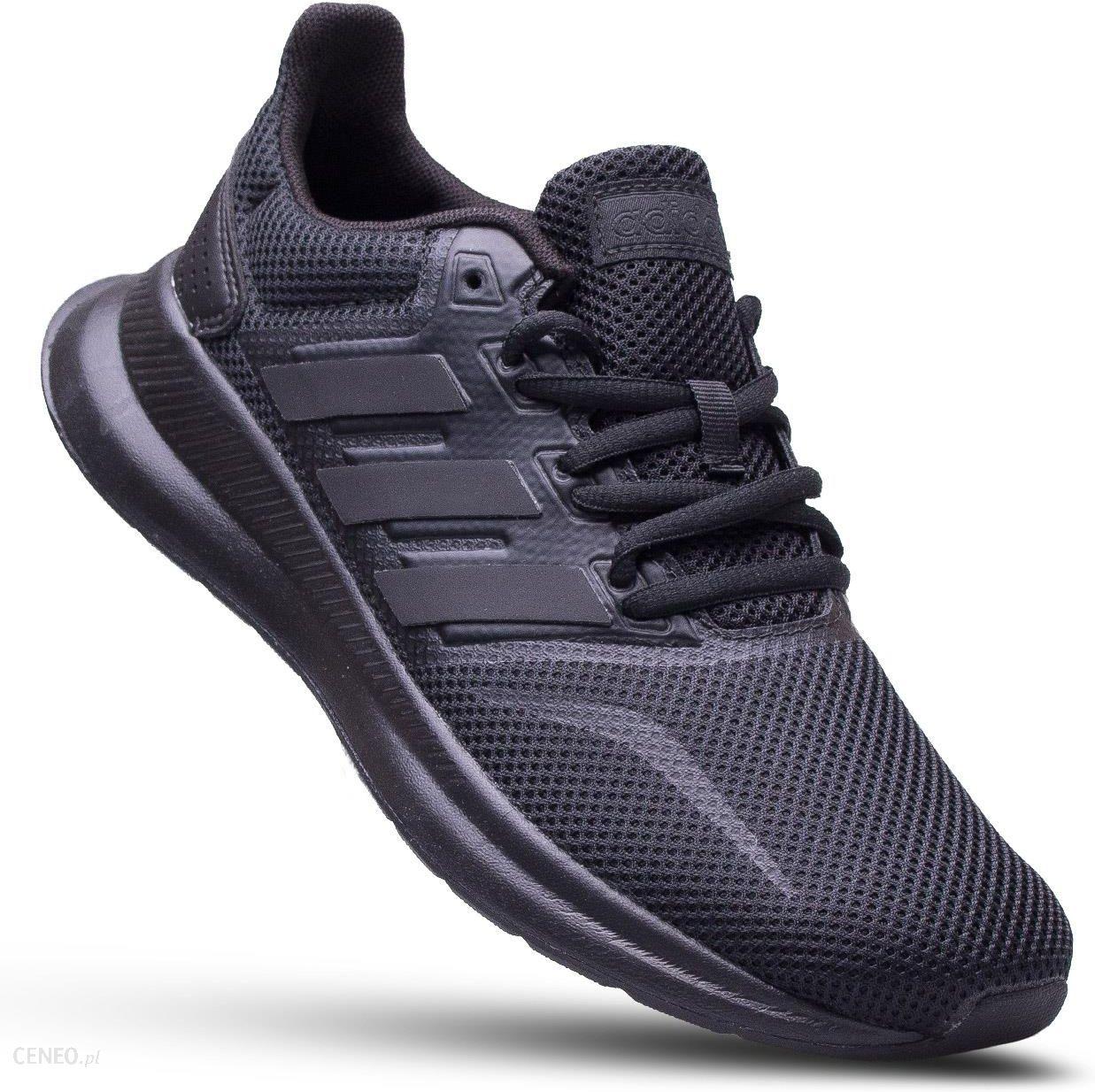 Buty adidas Runfalcon K F36549 CblackCblackCblack