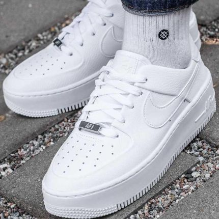 Buty damskie Nike Air Force 1'07 SE Premium Fiolet Ceny i opinie Ceneo.pl