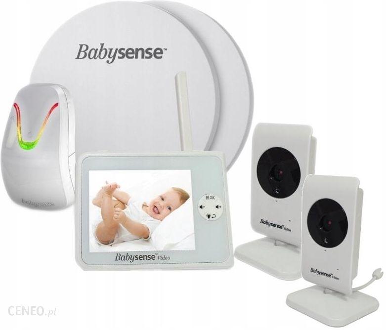 Hisense Elektroniczna Niania Babysense Video 3 5