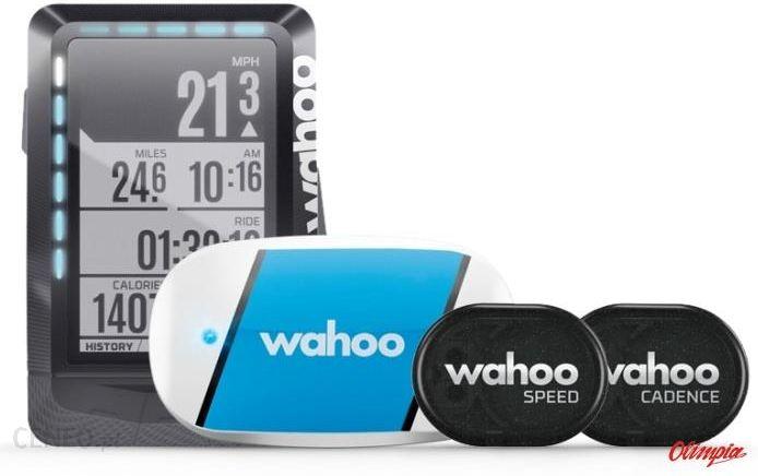 Wahoo Elemnt GPS Bundle